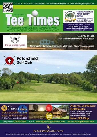 2686dc842a4 Tee Times Golf Magazine