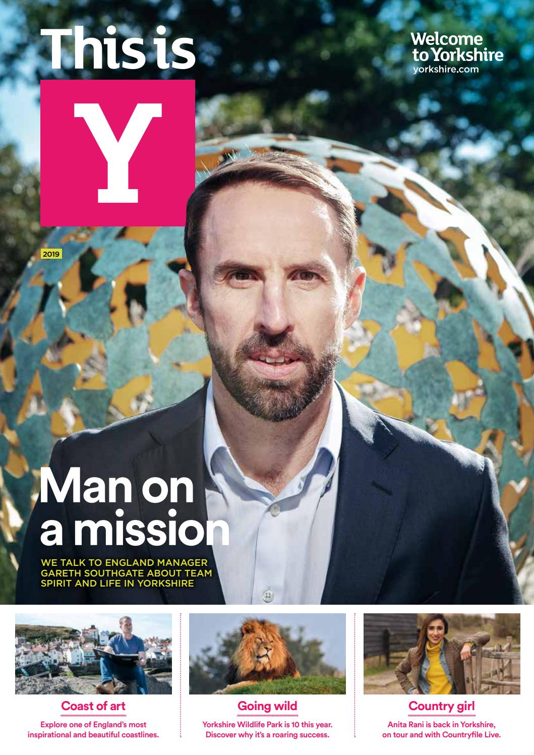 532eb7fd6c6 This is Y Magazine 2019 by Welcome to Yorkshire - issuu