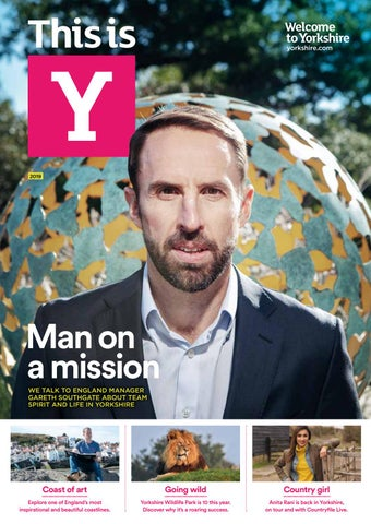 This is Y Magazine 2019 by Welcome to Yorkshire - issuu