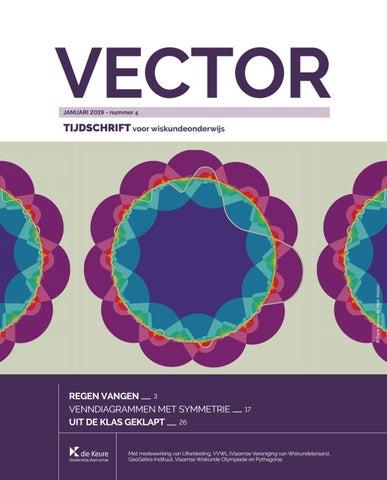 e80930ca9b8 Vector 4 - januari 2019 by die Keure - issuu