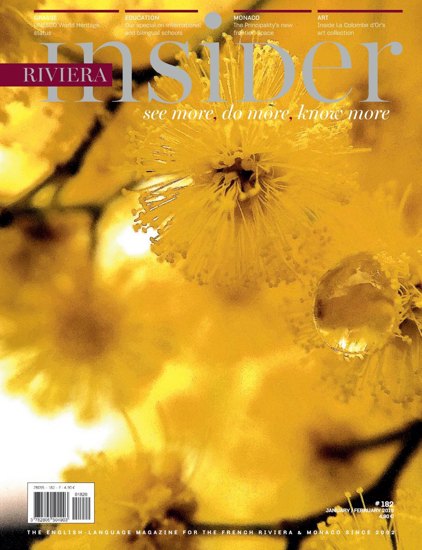 Riviera Insider January February 2019 By Riviera Press Issuu