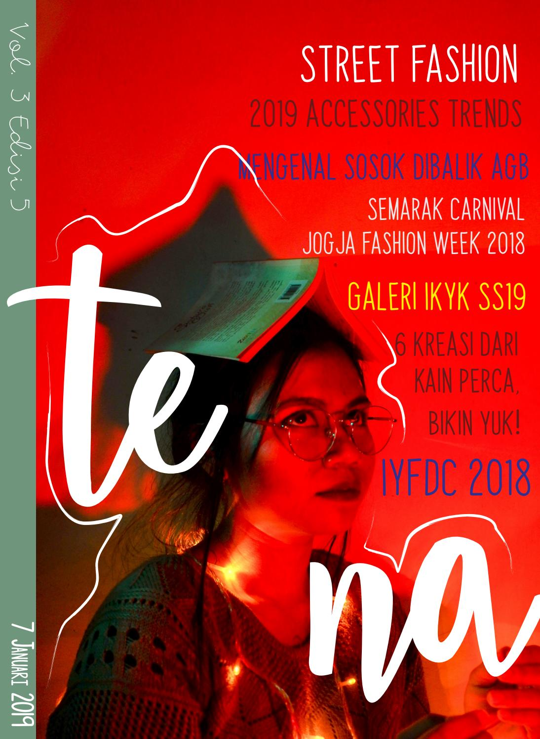 TENA MAGAZINE Vol 3 Edisi 5 By TENA Magazine Issuu