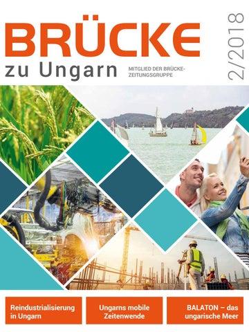 Brücke 20182 By Brücke Zu Ungarn Issuu