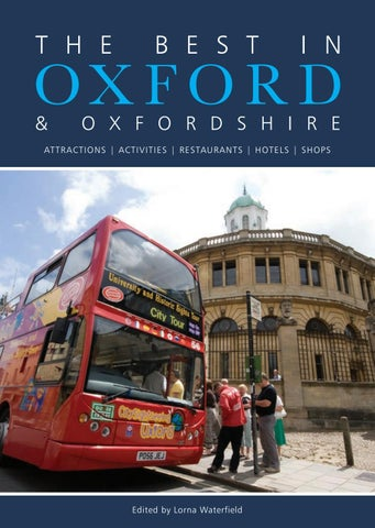8c4254359a Best In Oxford   Oxfordshire 2018 by In Oxford - issuu