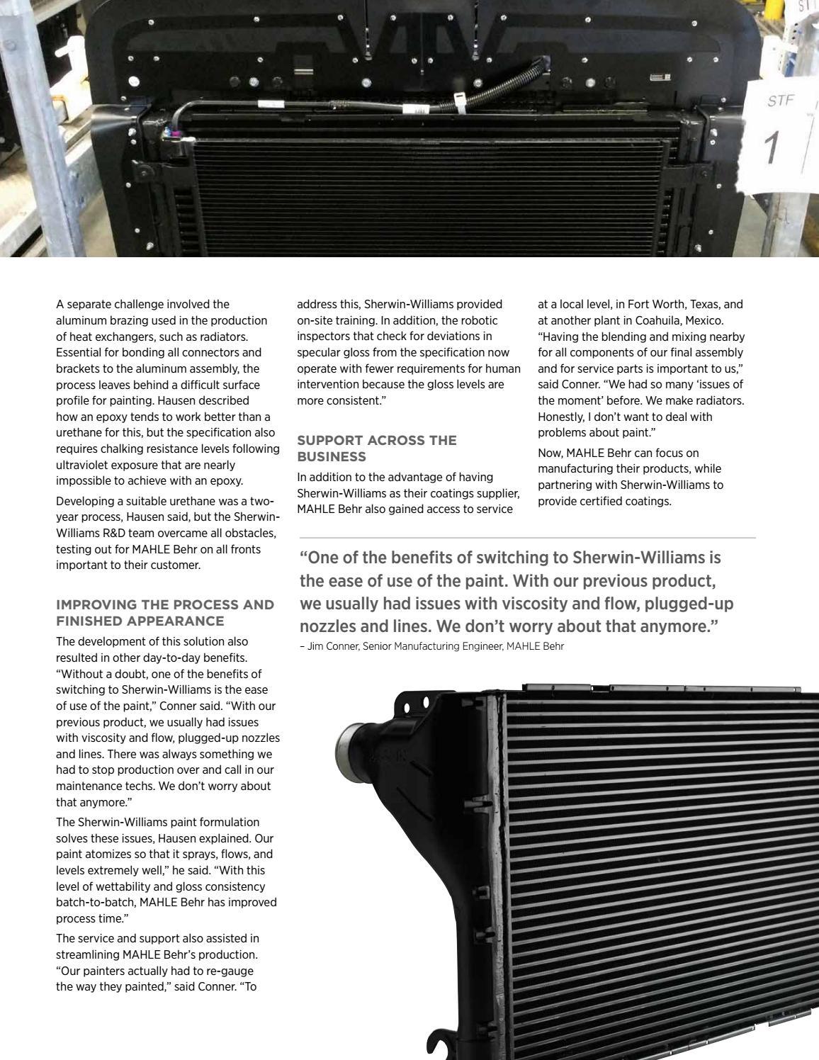 ProFinisher Magazine: General Industrial Coatings - Q1 2019