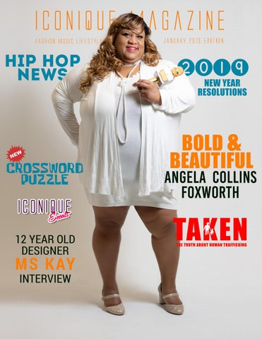 Iconique Magazine Mobile