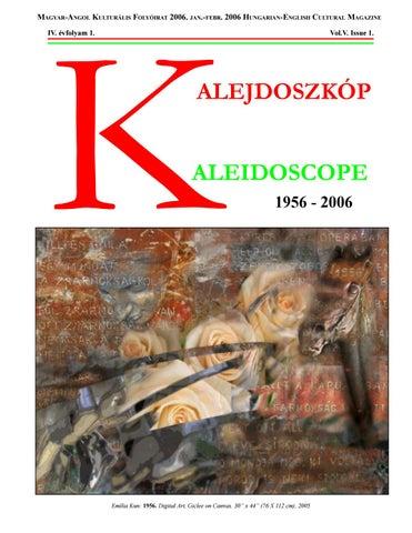 67a622b0a3 Kalejdoszkóp 4/1 2006 by Kalejdoszkóp - Kaleidoscope - issuu