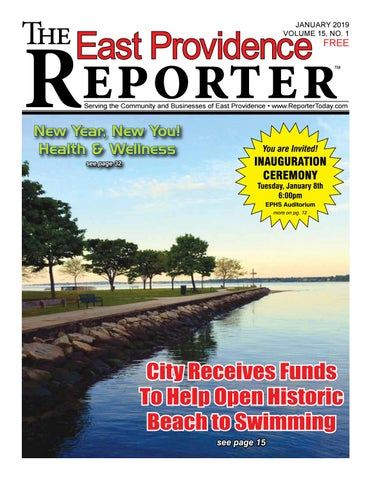 January 2019 East Providence Reporter By Dick Georgia Issuu