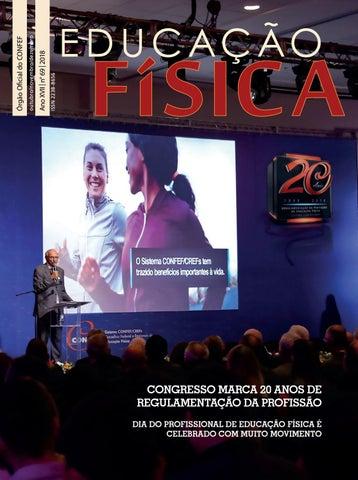 496e44646 Revista Educação Física by CONFEF - Conselho Federal de Educação ...