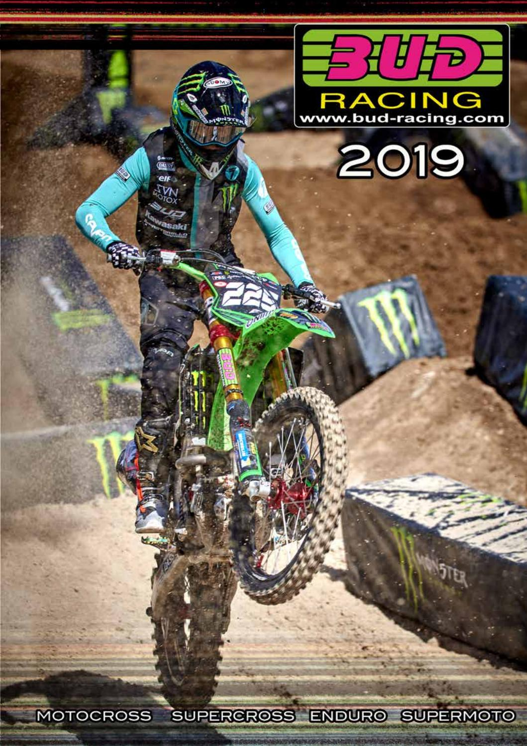 Catalogue Bud Racing 2019 by BUD RACING - issuu