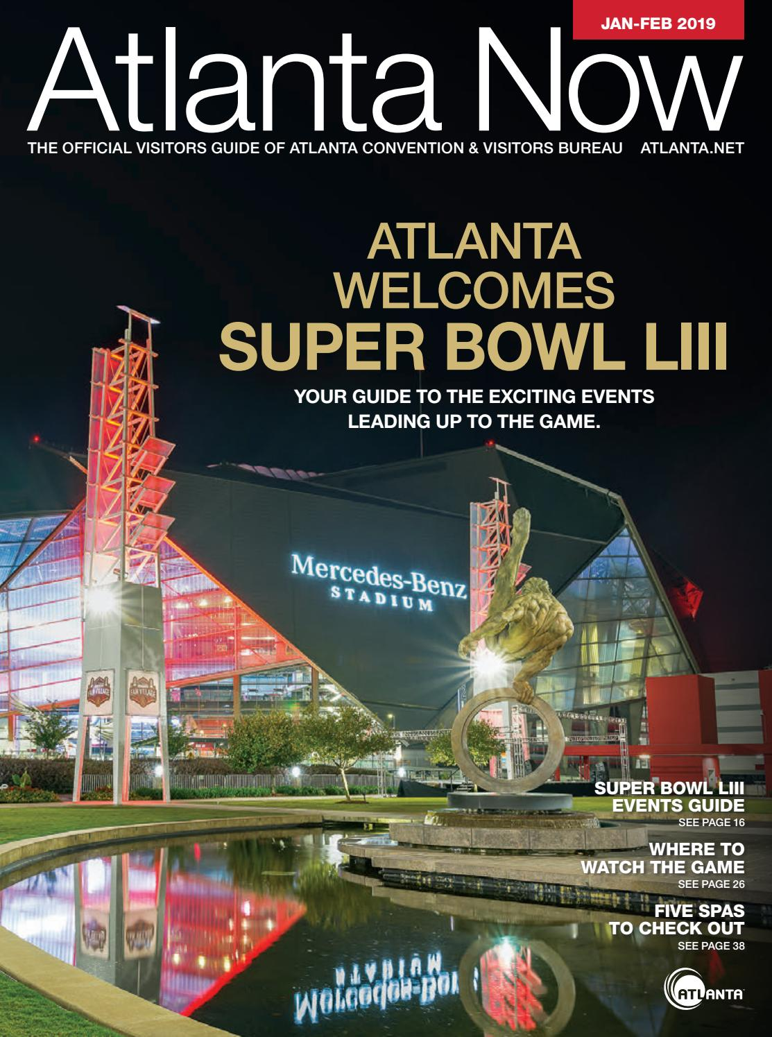 atlanta now january february 2019 by atlanta cvb issuu