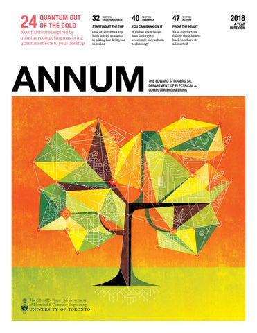 ANNUM 2018 by University of Toronto Faculty of Applied Science