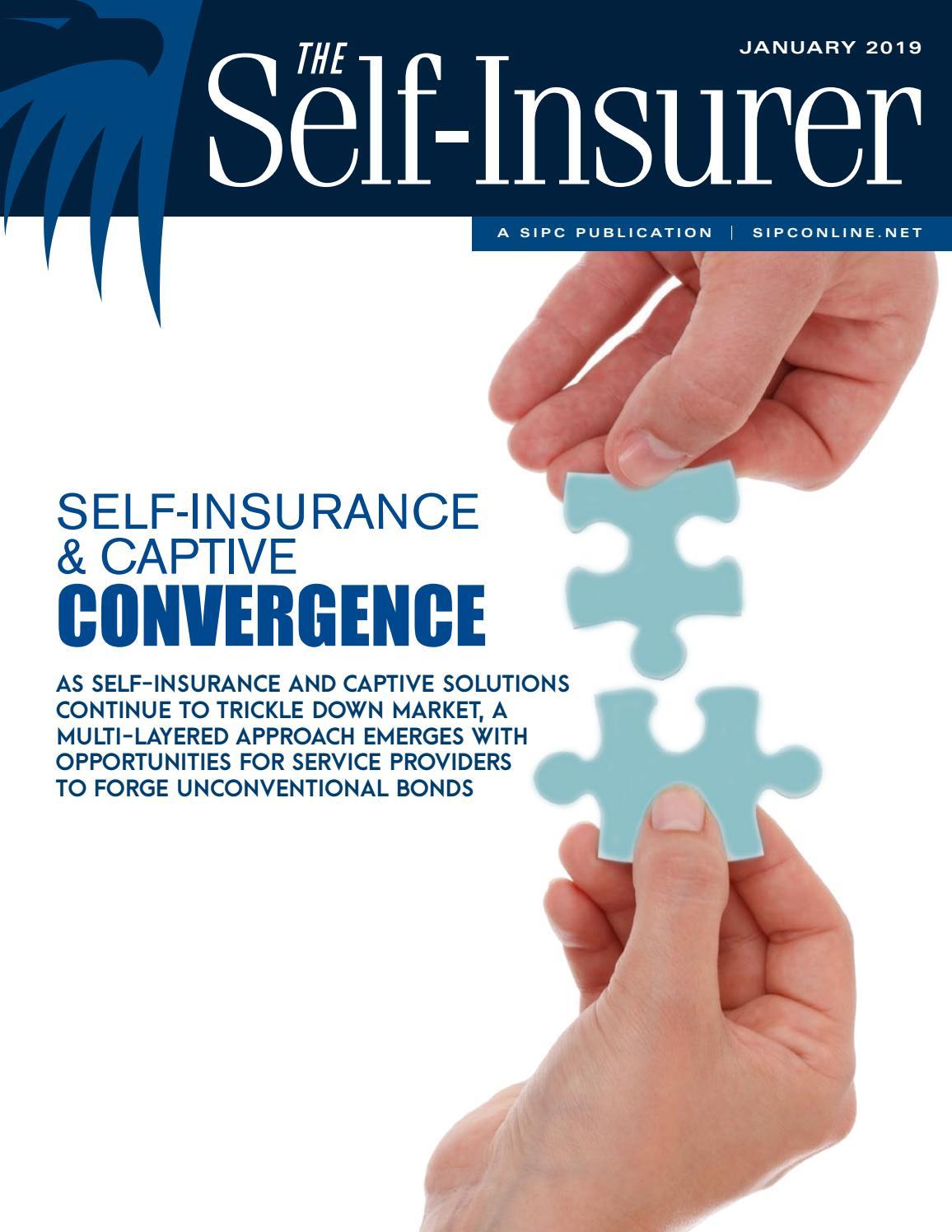 Self Insurer January 2019 by SIPC - issuu