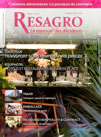 Resagro 90 By Resagro Magazine Issuu
