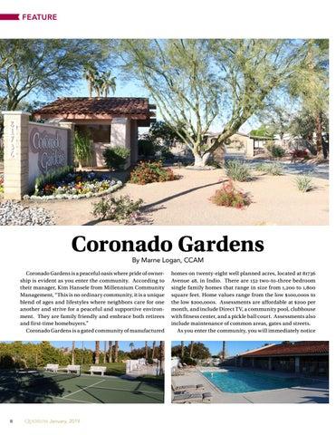 Page 8 of Coronado Gardens