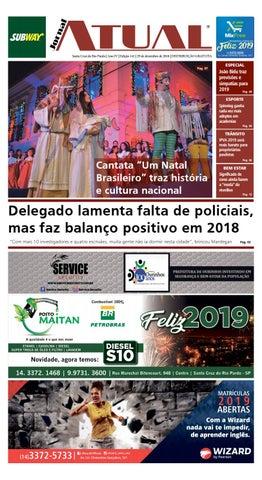 6d9be7e4e1 Edição 141 by Jornal Atual - issuu