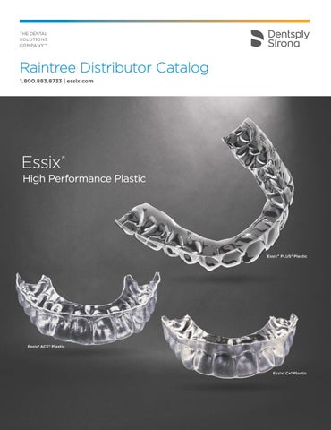 Orthodontics Distributor Catalog 2019 by Sirona Dental Systems - issuu