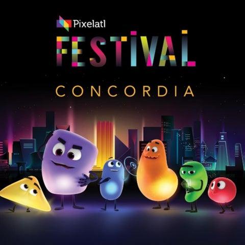 f5ee7d4e037 Pixelatl 2017 Festival Catálogo by Pixelatl - issuu