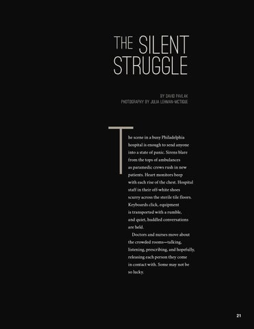 Page 23 of The Silent Struggle