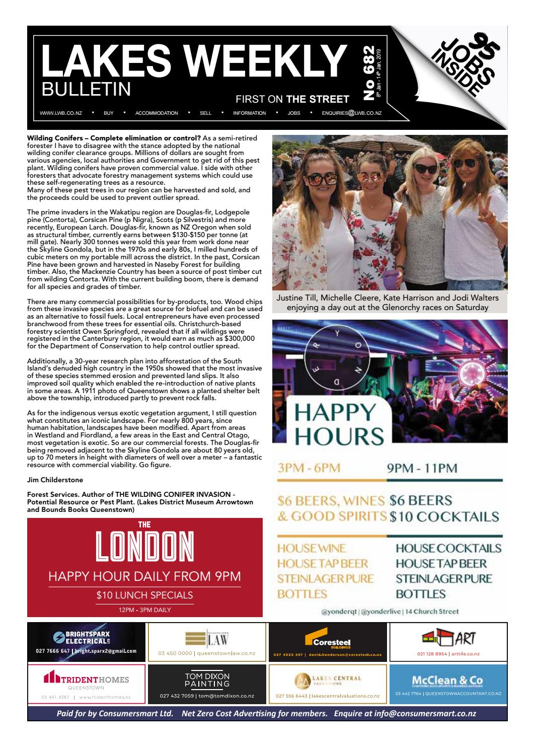 Issue 682 by Lakes Weekly Bulletin - issuu