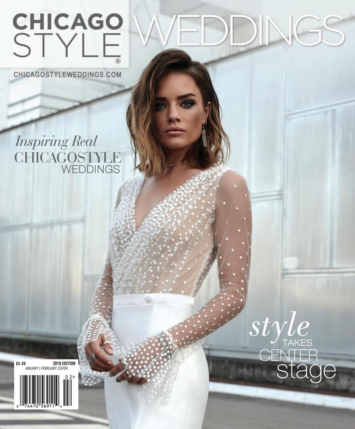 ChicagoStyle Weddings 2018-2019 by ChicagoStyle Weddings - issuu 7e42f722e877