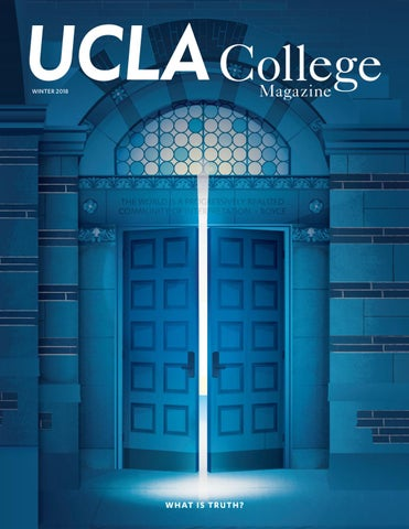 College Magazine Winter 2018 by UCLA College - issuu