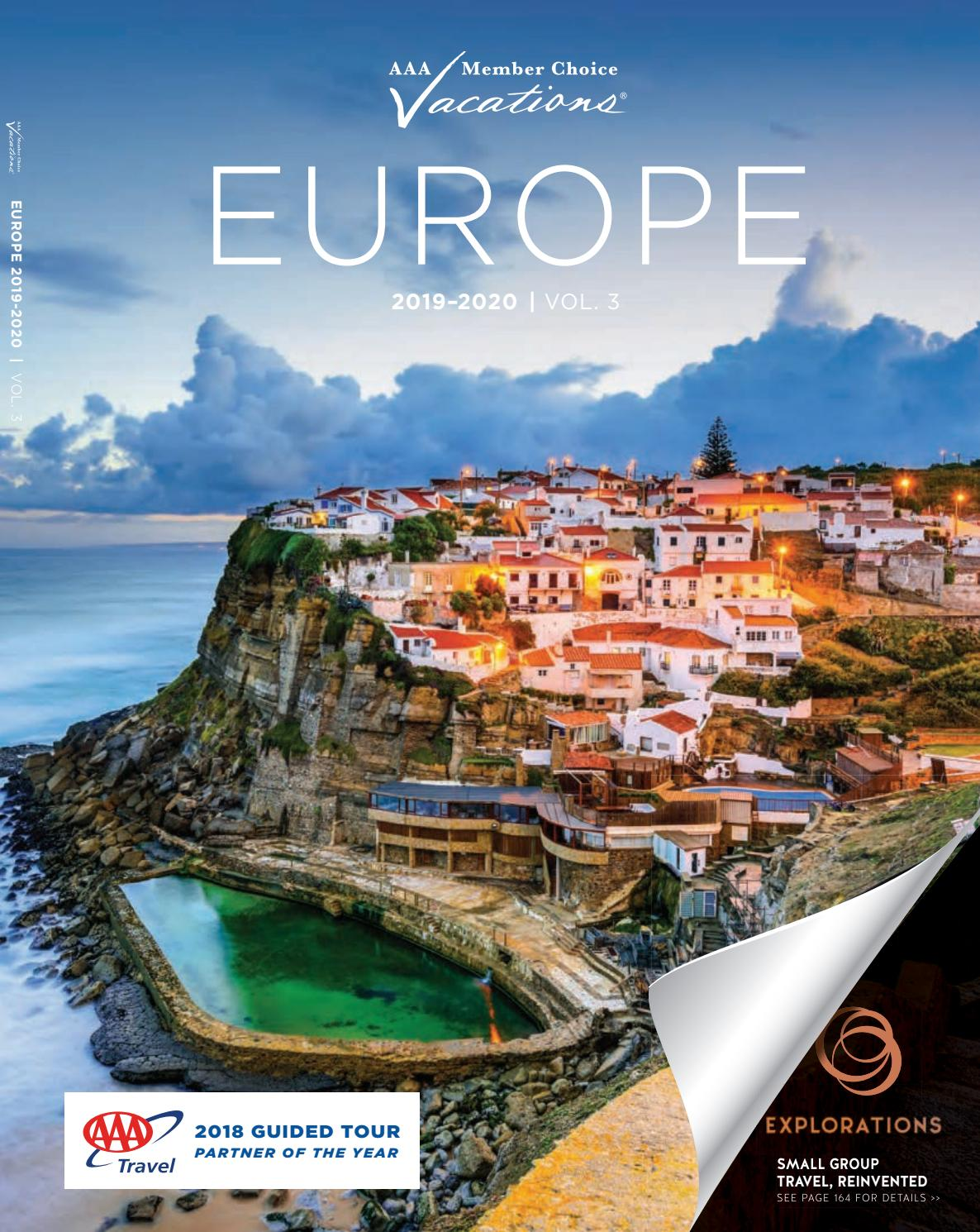 2019 2020 Vol 3 Europe AAA Agt Rtl by Collette - issuu