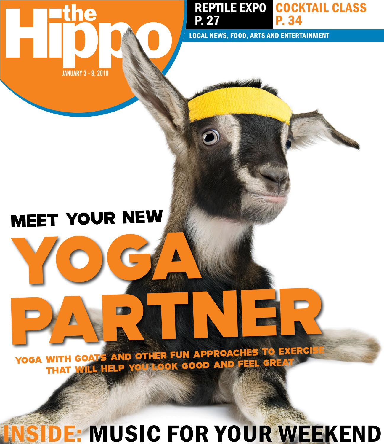 Hippo 1-3-19 by The Hippo - issuu