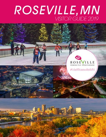 Pleasant 2019 Roseville Visitor Guide By Roseville Visitors Beutiful Home Inspiration Aditmahrainfo