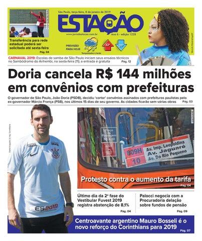 4dcfcbb9e20af Jornal Estação de 08 01 2019 - Ed. 1228 by Jornal Estação - issuu