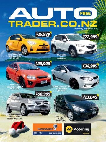 Autotrader Nz Issue 1818