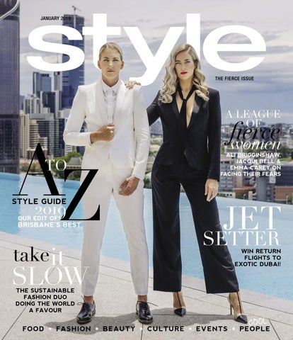 b5e2a3658972c STYLE | January 2019 by Style Media - issuu