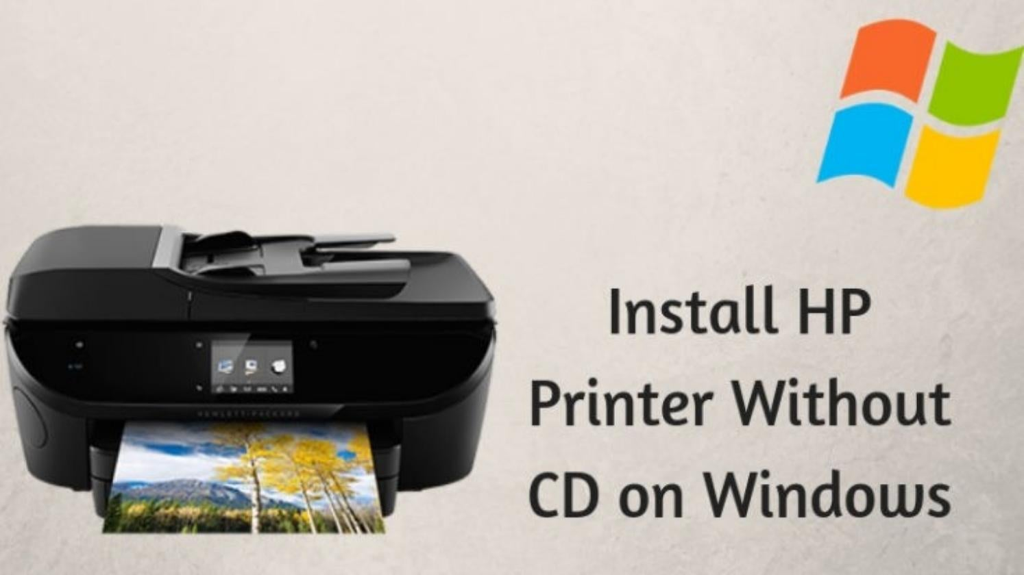 How to Install HP Printer Without CD on Windows? by Jennifer
