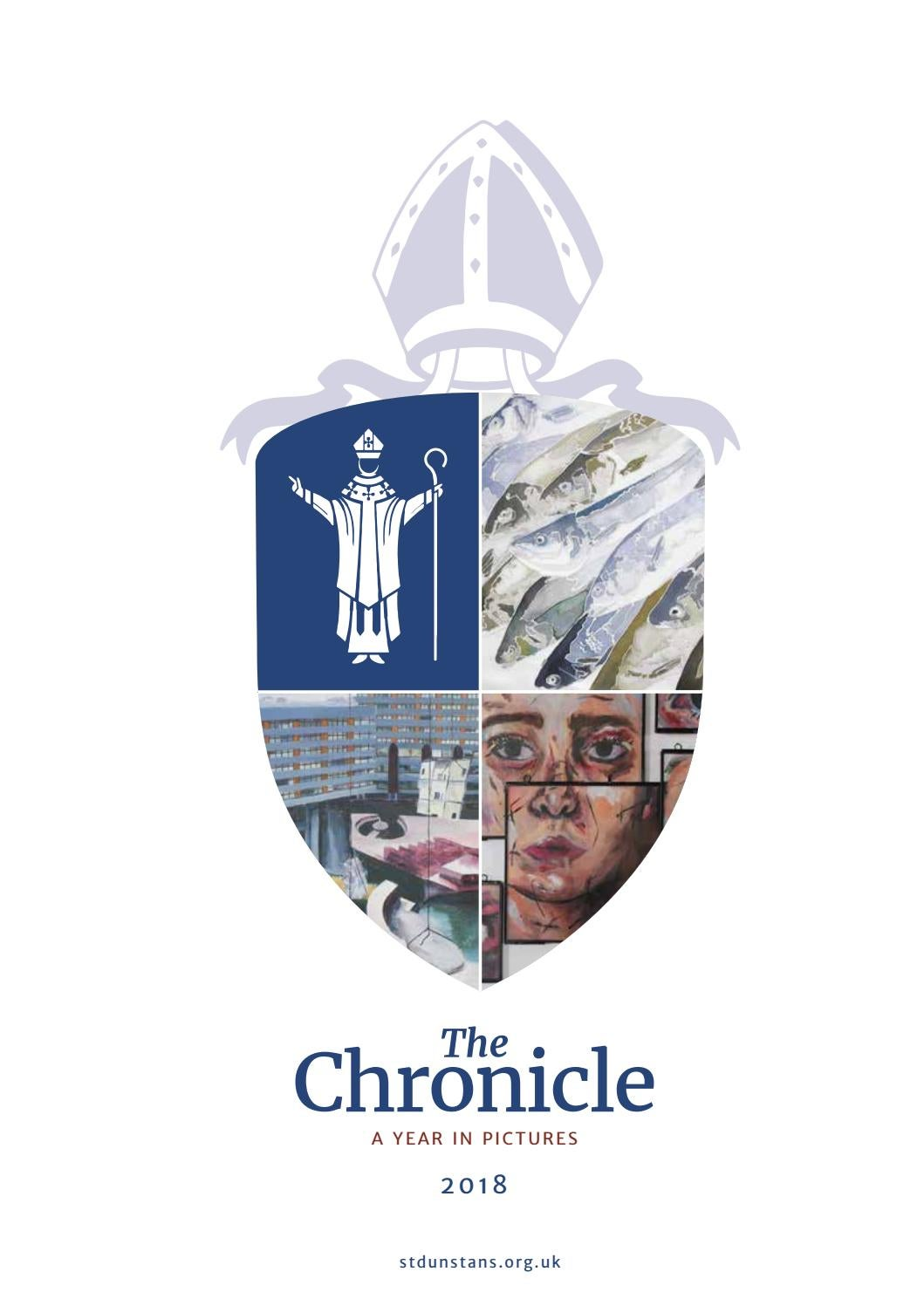 St Dunstan s College Chronicle 2018 by St Dunstan s College - issuu aa00761387921