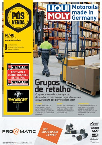 5c3f536e9 REVISTA PÓS-VENDA 40 by Revista Pós-Venda - issuu