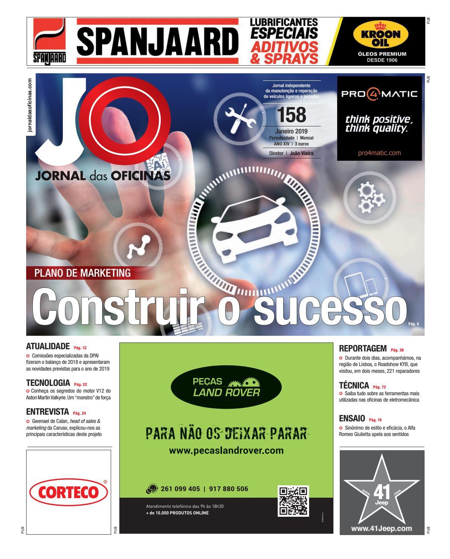 Jornal das OficinaS 158 by Jornal das Oficinas - issuu cb3e093040b8e
