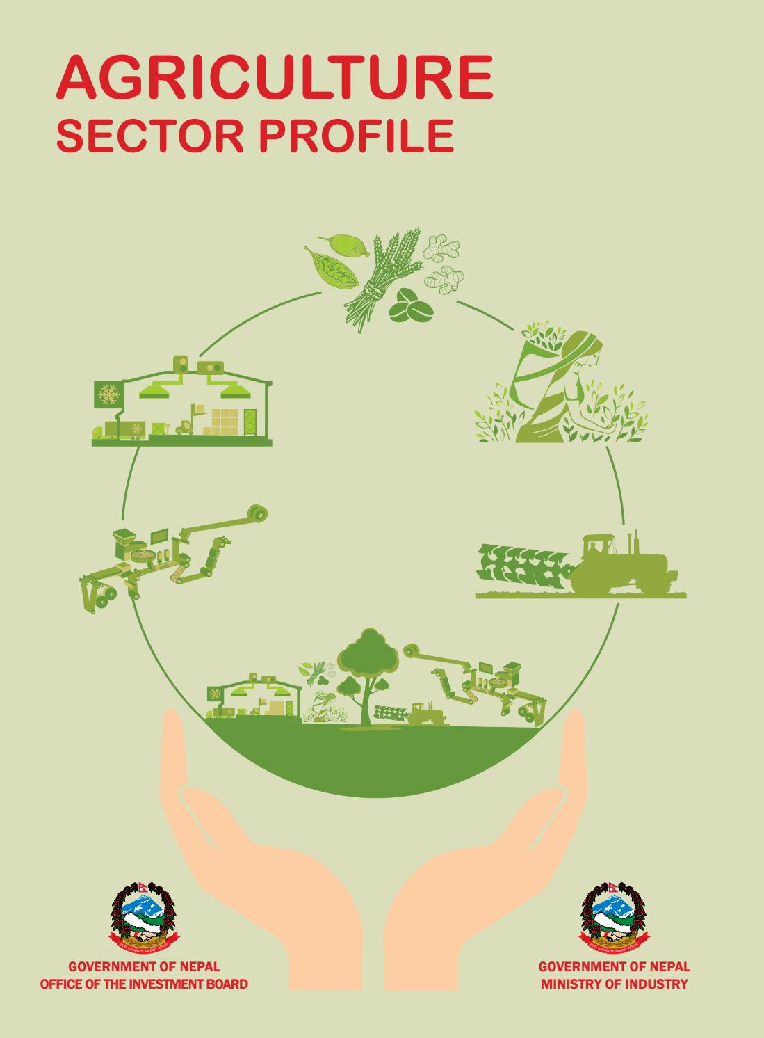 Agriculture-Sector Profile by Nepal Investment Summit 2019 - issuu