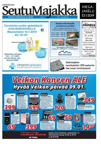 Seutumajakka 9.1 by Seutumajakka - issuu 8c4568d334