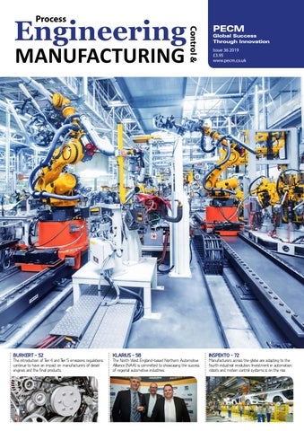 Process Engineering Control & Manufacturing Issue 36 2019 by