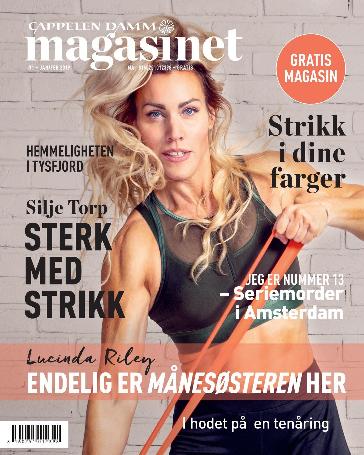 f54e2c2c Cappelen Damm-Magasinet Januar/Februar 2019 by Cappelen Damm Bokmagasiner -  issuu