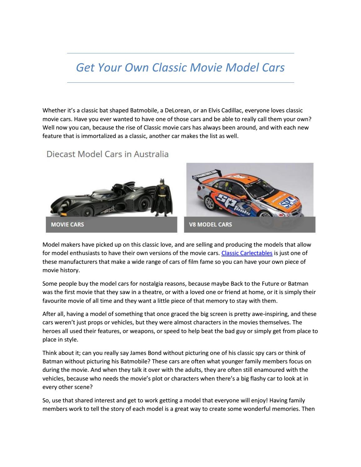 Newest Model Car Arrivals By James Trevinno Issuu