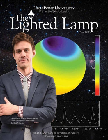 The Lighted Lamp Magazine 2018 By High Point University Issuu