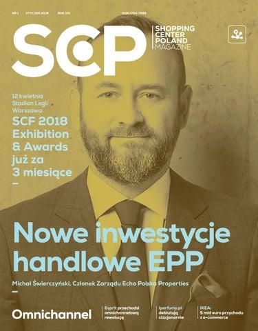 56f06820ca766c Shopping Center Poland Magazine 1/2018 by Shopping Center Magazine ...