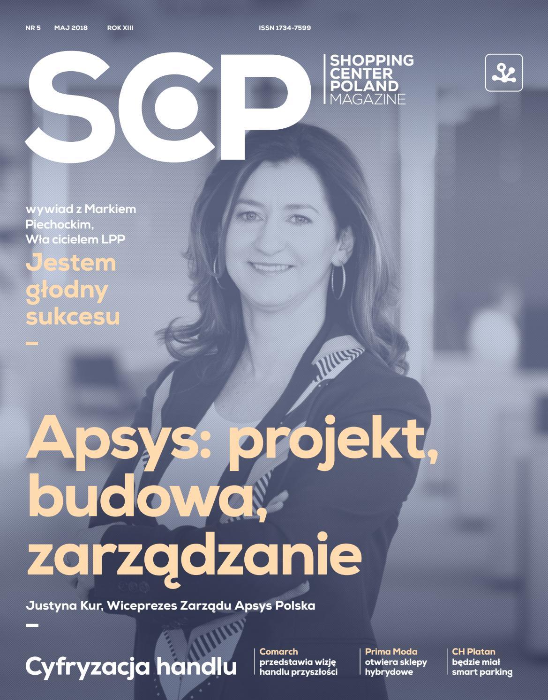 1f65cd6252695d Shopping Center Poland Magazine 5/2018 by Shopping Center Magazine - issuu