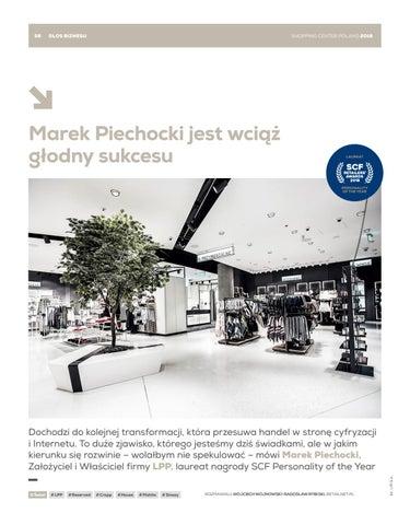 a1bd6133d5b83b Shopping Center Poland Magazine 5/2018 by Shopping Center Magazine ...