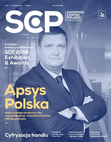 6fd131f48d954 Shopping Center Poland Magazine 11 2018 by Shopping Center Magazine ...
