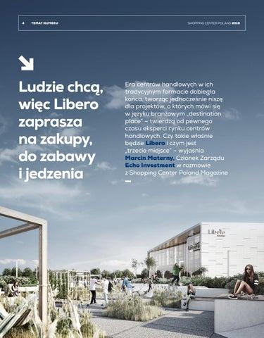 cc17f4dbf5 Page 4 of  PARTNER WYDANIA  Echo Investment  Galeria Libero wykracza poza  standardowe projekty ...