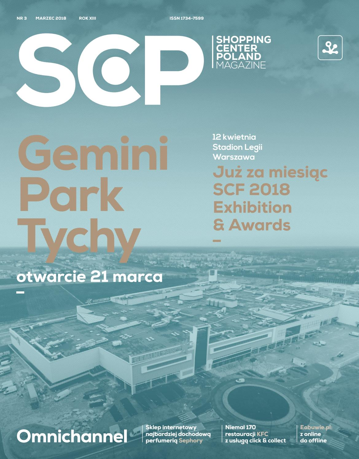 Shopping Center Poland Magazine 32018 By Shopping Center