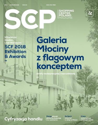 60f3e72e Shopping Center Poland Magazine 4/2018 by Shopping Center Magazine ...