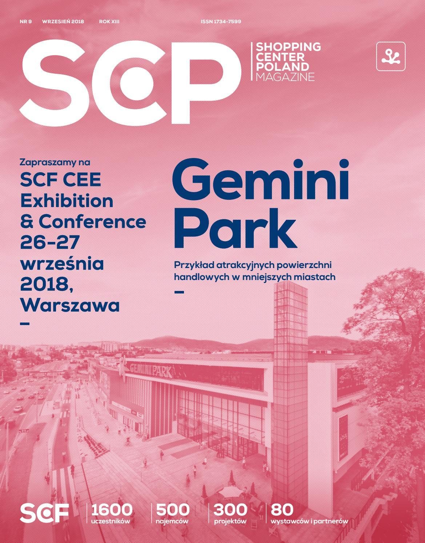 4b3e579b906fc4 Shopping Center Poland Magazine 9/2018 by Shopping Center Magazine - issuu